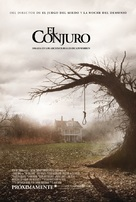 The Conjuring - Argentinian Movie Poster (xs thumbnail)