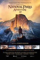 National Parks Adventure - Movie Poster (xs thumbnail)