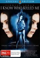 I Know Who Killed Me - Australian Movie Cover (xs thumbnail)