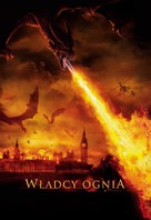 Reign of Fire - Polish Movie Poster (xs thumbnail)
