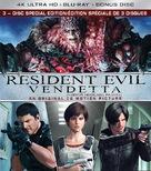Resident Evil: Vendetta - Canadian Movie Cover (xs thumbnail)