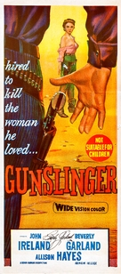 Gunslinger - Movie Poster (xs thumbnail)