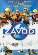 Le raid - Czech DVD cover (xs thumbnail)