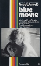 Blue Movie - German Movie Poster (xs thumbnail)