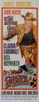 Circus World - Movie Poster (xs thumbnail)