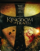 Kingdom of Heaven - British Movie Cover (xs thumbnail)