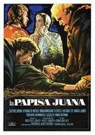 Pope Joan - Spanish Movie Poster (xs thumbnail)