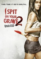 I Spit on Your Grave 2 - Movie Cover (xs thumbnail)