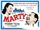 Marty - British Movie Poster (xs thumbnail)