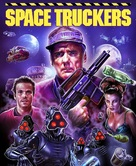 Space Truckers - German Movie Cover (xs thumbnail)