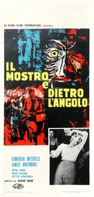 Face of Fire - Italian Movie Poster (xs thumbnail)