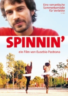 Spinnin' - German Movie Cover (xs thumbnail)