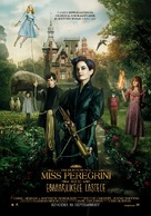 Miss Peregrine's Home for Peculiar Children - Estonian Movie Poster (xs thumbnail)