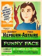 Funny Face - Movie Poster (xs thumbnail)
