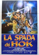 Hawk the Slayer - Italian Movie Poster (xs thumbnail)