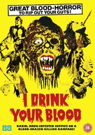I Drink Your Blood - British Movie Cover (xs thumbnail)