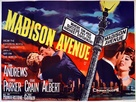 Madison Avenue - British Movie Poster (xs thumbnail)