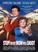 Stop Or My Mom Will Shoot - Movie Poster (xs thumbnail)