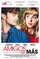 What If - Spanish Movie Poster (xs thumbnail)