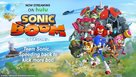 """""""Sonic Boom"""" - Movie Poster (xs thumbnail)"""
