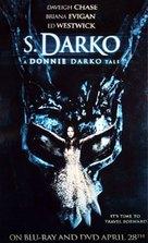 S. Darko - Video release movie poster (xs thumbnail)
