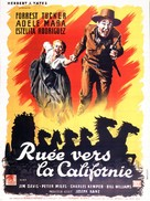 California Passage - French Movie Poster (xs thumbnail)