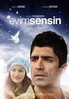 Evim Sensin - Turkish Movie Poster (xs thumbnail)