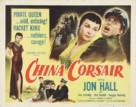 China Corsair - Movie Poster (xs thumbnail)
