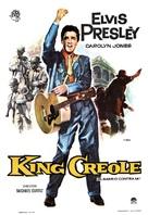 King Creole - Spanish Movie Poster (xs thumbnail)