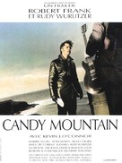 Candy Mountain - French Movie Poster (xs thumbnail)