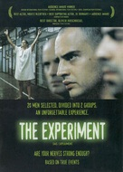 Das Experiment - Canadian DVD movie cover (xs thumbnail)