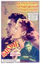Salome - Spanish Movie Poster (xs thumbnail)