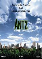 Antz - German Movie Poster (xs thumbnail)
