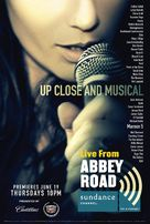"""Live from Abbey Road"" - Movie Poster (xs thumbnail)"
