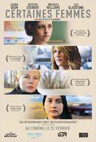 Certain Women - French Movie Poster (xs thumbnail)
