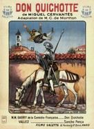 Don Quichotte - French Movie Poster (xs thumbnail)