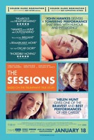 The Sessions - British Movie Poster (xs thumbnail)