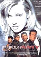 Chasing Amy - Spanish Movie Poster (xs thumbnail)