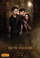 The Twilight Saga: New Moon - Australian Movie Poster (xs thumbnail)