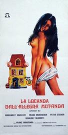 Zwei Däninnen in Lederhosen - Italian Movie Poster (xs thumbnail)