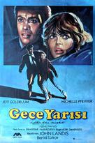 Into the Night - Turkish Movie Poster (xs thumbnail)