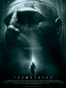 Prometheus - French Movie Poster (xs thumbnail)
