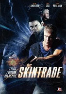 Skin Trade - French DVD movie cover (xs thumbnail)