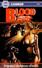 Blood Sisters - British VHS cover (xs thumbnail)