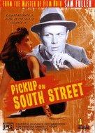 Pickup on South Street - Australian DVD cover (xs thumbnail)