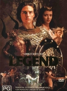 Legend - Australian DVD movie cover (xs thumbnail)