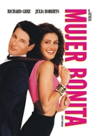 Pretty Woman - Argentinian Movie Cover (xs thumbnail)