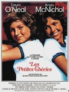 Little Darlings - French Movie Poster (xs thumbnail)