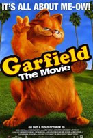 Garfield - Video release poster (xs thumbnail)