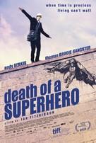Death of a Superhero - Movie Poster (xs thumbnail)